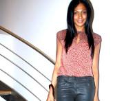 Photo Of Nina Manuel From The Vogue - Ritu Kumar fashion showcase
