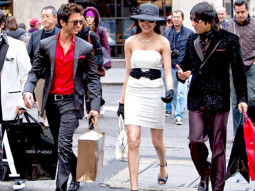 Movie Still From The Film Badmaash Company,Shahid Kapoor,Meiyang Chang,Anushka Sharma,Vir Das
