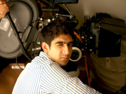 On The Sets Of The Fillim of Wake Up Sid Featuring,Ayan Mukerji