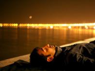 On The Sets Of The Fillim of Wake Up Sid Featuring,Ayan Mukerji,Konkona Sen Sharma,Ranbir Kapoor