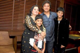 Photo Of Vijeyta Pandit,Aadesh Shrivastav From Aadesh Srivastava's birthday bash