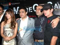 Photo Of Kim Sharma,Dabboo Malik,Rajit Kapoor,Farid Amiri From Audio release of Marega Salaa