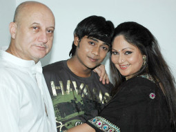 Movie Still From The Film Admissions Open,Anupam Kher,Rati Agnihotri