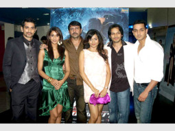 Photo Of Sabina Sheema,Zaigham Ali Syed,Bhavna Pani,Akshay Kapoor,Rehan Khan From Premiere of Fast Forward