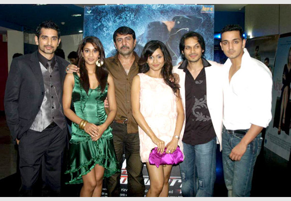Photo Of Sabina Sheema,Zaigham Ali Syed,Bhavna Pani,Akshay Kapoor,Rehan Khan From Premiere of Fast Forward