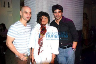 Photo Of Howard Rosemeyer,Gautam Rode From Pre-release bash of Agyaat