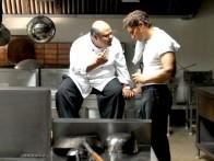 Movie Still From The Film Love Khichdi Featuring Randeep Hooda,Saurabh Shukla