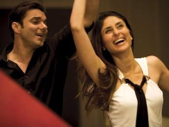 Movie Still From The Film Main Aur Mrs Khanna Featuring Kareena Kapoor,Sohail Khan