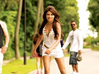Movie Still From The Film Pyaar Impossible Featuring Priyanka Chopra