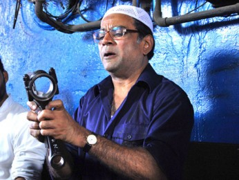 Movie Still From The Film Road to Sangam Featuring Paresh Rawal