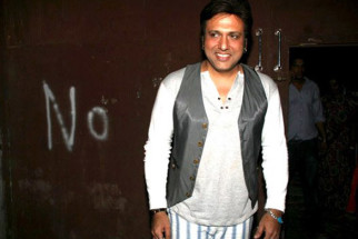 On The Sets Of The Fillim of Do Knot Disturb Featuring,Govinda