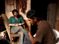 On The Sets Of The Fillim of Ishqiya Featuring,Arshad Warsi