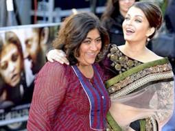 Photo Of Gurindher Chadha,Aishwarya Rai From The World premiere of 'Raavan' in London