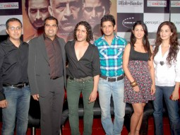 Photo Of Shailendra Singh,Faruque Kabir,Sharman Joshi,Anjana Sukhani,Rukhsar From The First look launch of 'Allah Ke Banday'