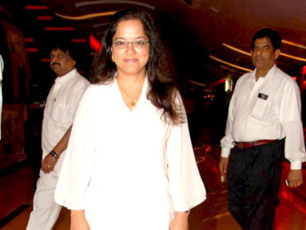 Photo Of Tanuja Chandra From The Audio release of 'Chase'