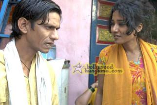 Movie Still From The Film Barah Aana Featuring Vijay Raaz,Tannishtha Chatterjee