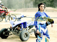 Movie Still From The Film Acid Factory Featuring Dia Mirza