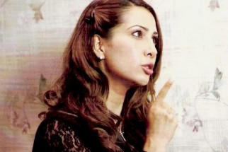 Movie Still From The Film Daddy Cool Featuring Kim Sharma