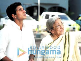 Movie Still From The Film Detective Naani Featuring Ankur Nayyar,Ava Mukherji