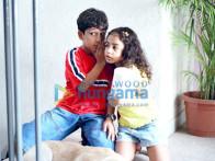 Movie Still From The Film Detective Naani Featuring Zain Khan,Saili Shettye