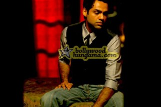 Movie Still From The Film Dev D Featuring Abhay Deol