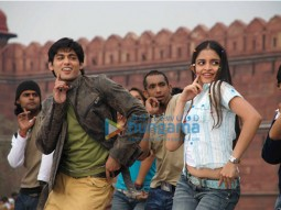 Movie Still From The Film Teree Sang Featuring Ruslaan Mumtaz,Sheena Shahabadi