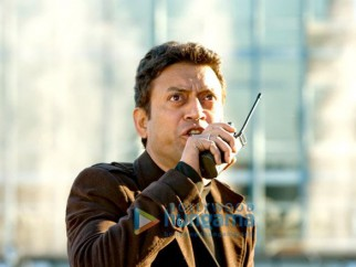 Movie Still From The Film New York Featuring Irfan Khan