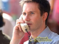 Movie Still From The Film Outsourced Featuring Josh Hamilton