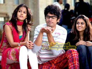 Movie Still From The Film Kal Kissne Dekha Featuring Vaishali Desai,Kunal Kumar