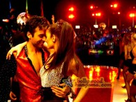Movie Still From The Film Kal Kissne Dekha Featuring Jacky Bhagnani,Vaishali Desai