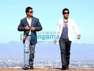 Movie Still From The Film Life Partner Featuring Tusshar Kapoor,Fardeen Khan