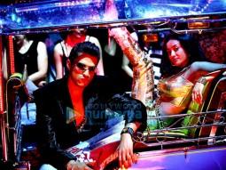 Movie Still From The Film Let's Dance Featuring Gayatri Patel,Aquib Afzal
