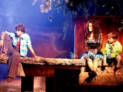 Movie Still From The Film Let's Dance Featuring Aabhaas Yadav,Gayatri Patel,Nikuunj