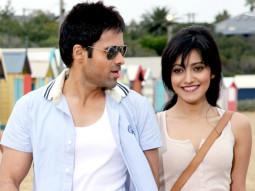 Movie Still From The Film Crook: It's Good To Be Bad,Neha Sharma,Emraan Hashmi