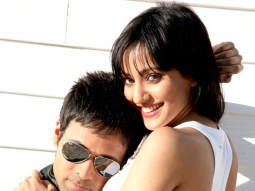 Movie Still From The Film Crook: It's Good To Be Bad,Neha Sharma,Emraan Hashmi
