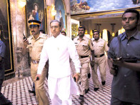 Movie Still From The Film Knock Out,Gulshan Grover
