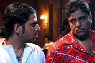 Movie Still From The Film Allah Ke Banday,Faruk Kabir,Zakir Hussain