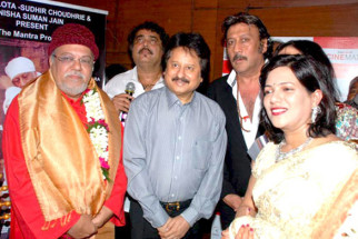 Photo Of Deepak Balraj Vij,Pankaj Udhas,Jackie Shroff From The Premiere of Maalik Ek