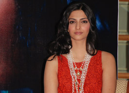 Sonam Kapoor down with Typhoid