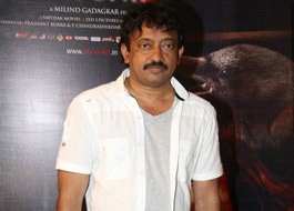 """Crow is my hero and doll,the heroine"" - Ram Gopal Varma"