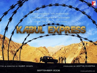 First Look Of The Movie Kabul Express