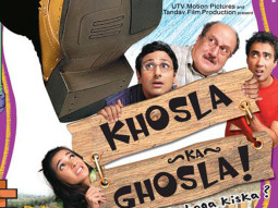 First Look Of The Movie Khosla Ka Ghosla