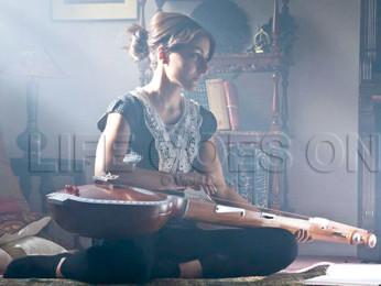 Movie Still From The Film Life Goes On,Soha Ali Khan