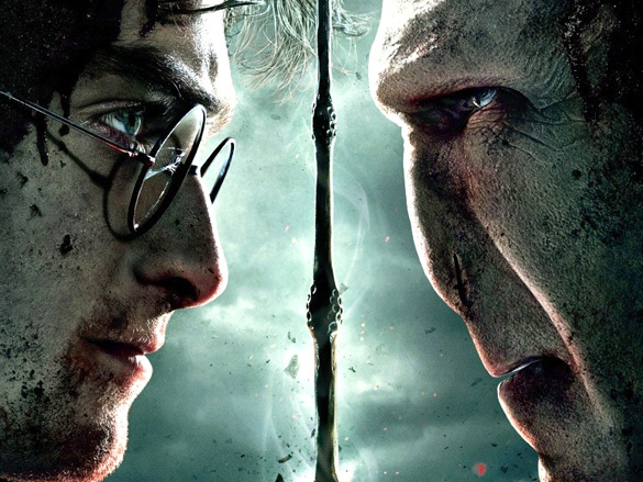 First Look Of The Movie Harry Potter And The Deathly Hallows - Part 2