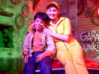 Movie Still From The Film Zokkomon,Darsheel Safary,Manjari Fadnis