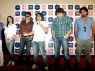 Photo Of Rahil Tandon,Zeenal Kamdar,Rajesh Khattar,Rajesh Kumar,Rohit Khurana From The 'Men Will Be Men' film press meet