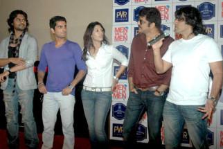 Photo Of Gaurav Chopra,Rahil Tandon,Zeenal Kamdar,Rajesh Khattar From The 'Men Will Be Men' film press meet