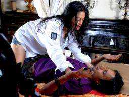 Movie Still From The Film A Strange Love Story,Riya Sen