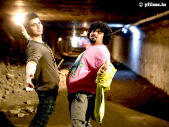 Movie Still From The Film Luv Ka The End,