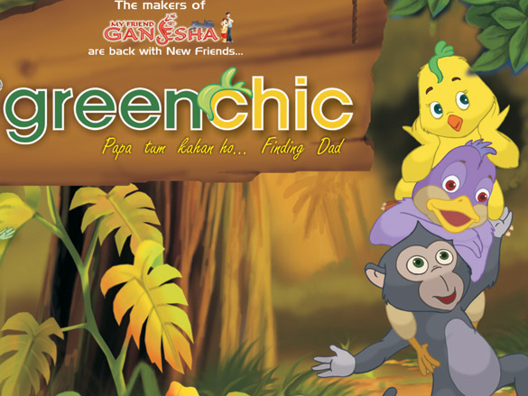 First Look Of The Movie The Green Chic